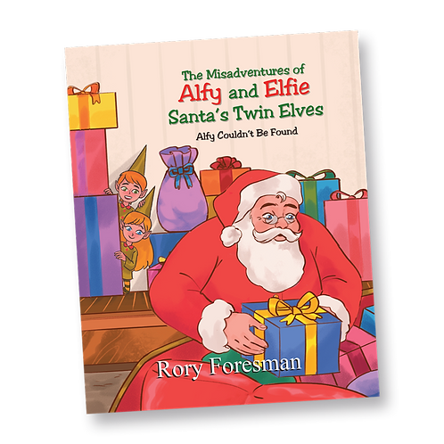 Alfy and Elfie - Alfy Couldn't Be Found