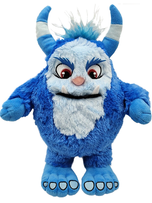 The Barefoot Monster Plush Toy