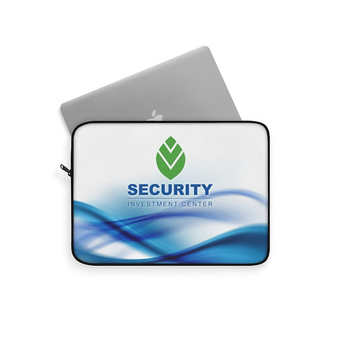 Security Investment Laptop Sleeve