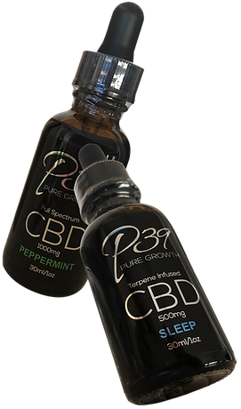 CBD Bottles Oil