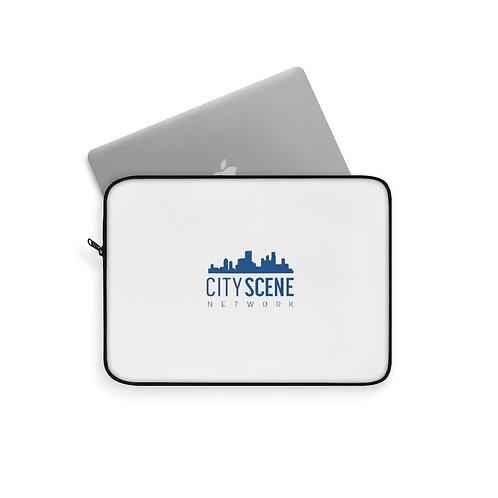 City Scene Laptop Sleeve