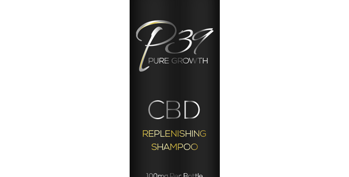 CBD Replenishing Shampoo - 100mg