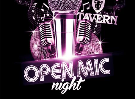 Open Mic Night - Sunday's