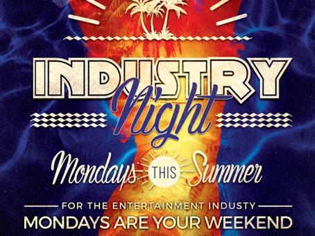 Scottsdale Industry Night Every Monday
