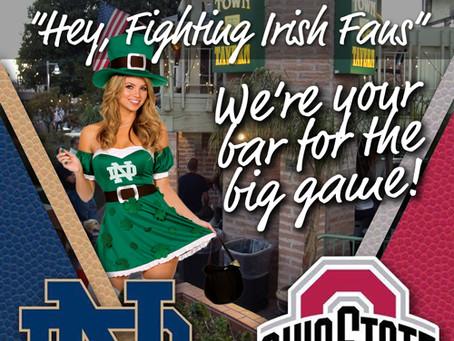 Fiesta Bowl Notre Dame Fighting Irish