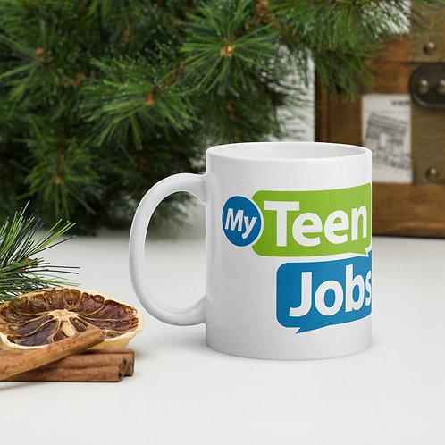 MyTeenJobs Mug