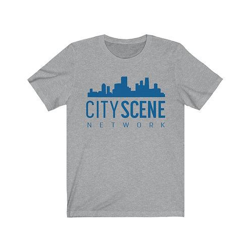 CityScene Guys & Gals Jersey Short Sleeve Tee