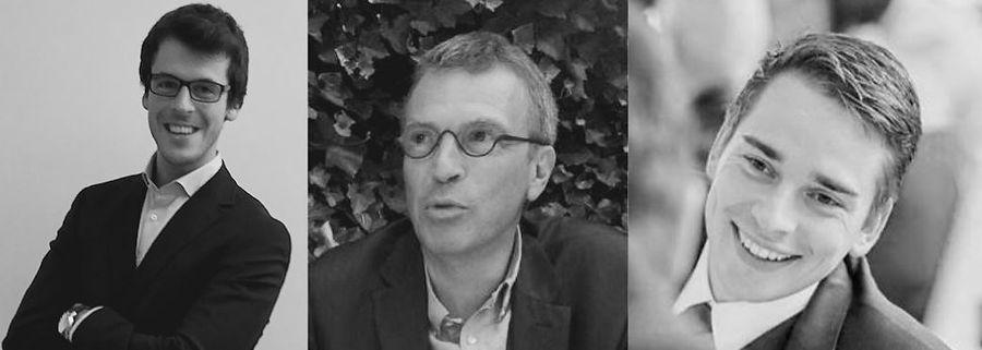 Jean-François PAPPENS Bernard DEGAUQUER Samy SAMAILL, vos dévoués conseillers
