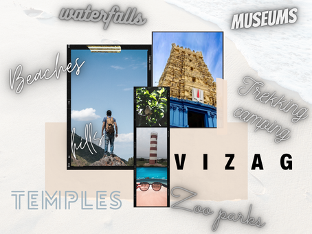 Visit one? Visit All... in Vivacious Vizag !