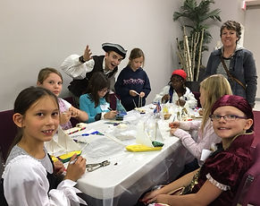 History Alive Sample Workshops