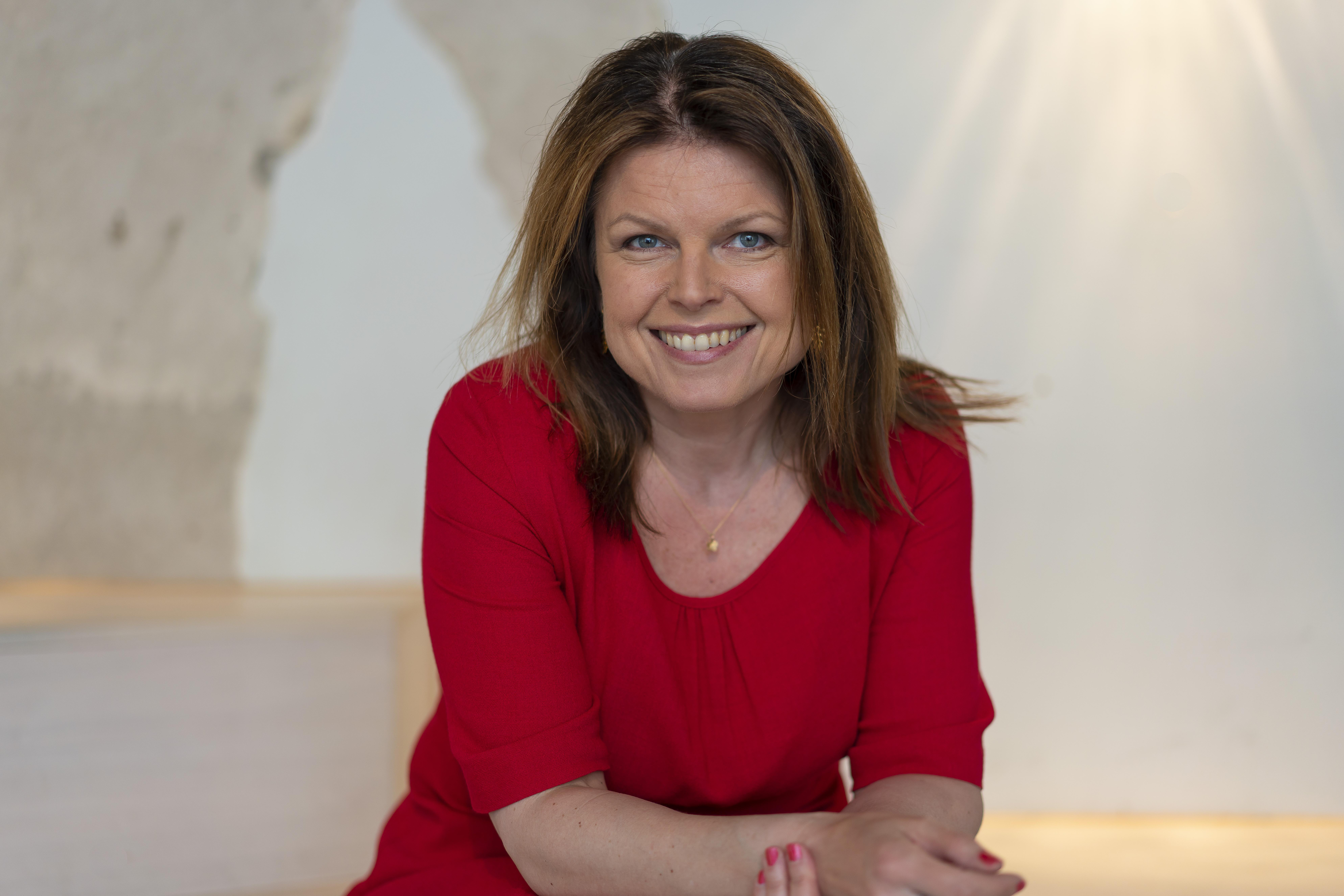Ann-Helen Moen. Foto: Børre Eirik Helgerud