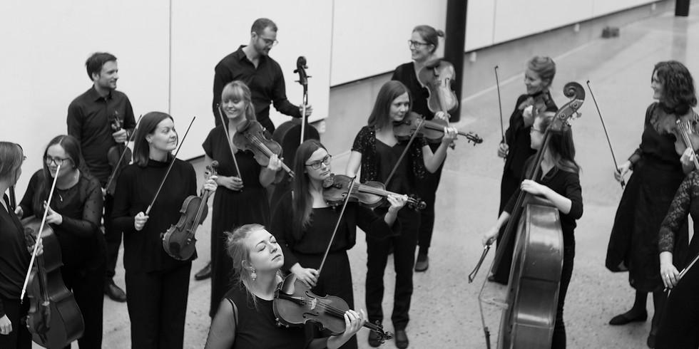 Aulaseriene: Oslo Kammerakademi & Ensemble Allegria