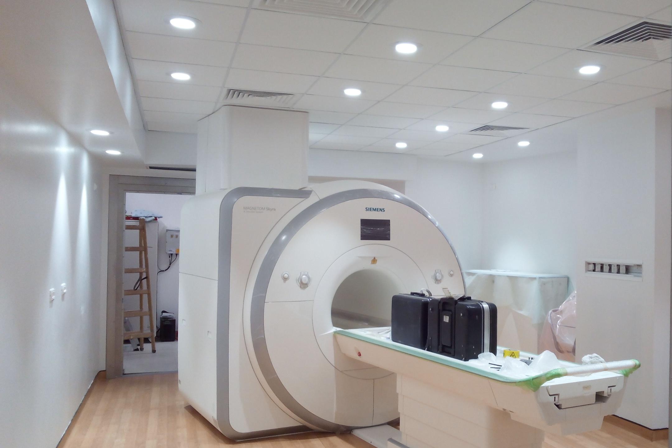 MRI בית חולים איכילוב – חדר