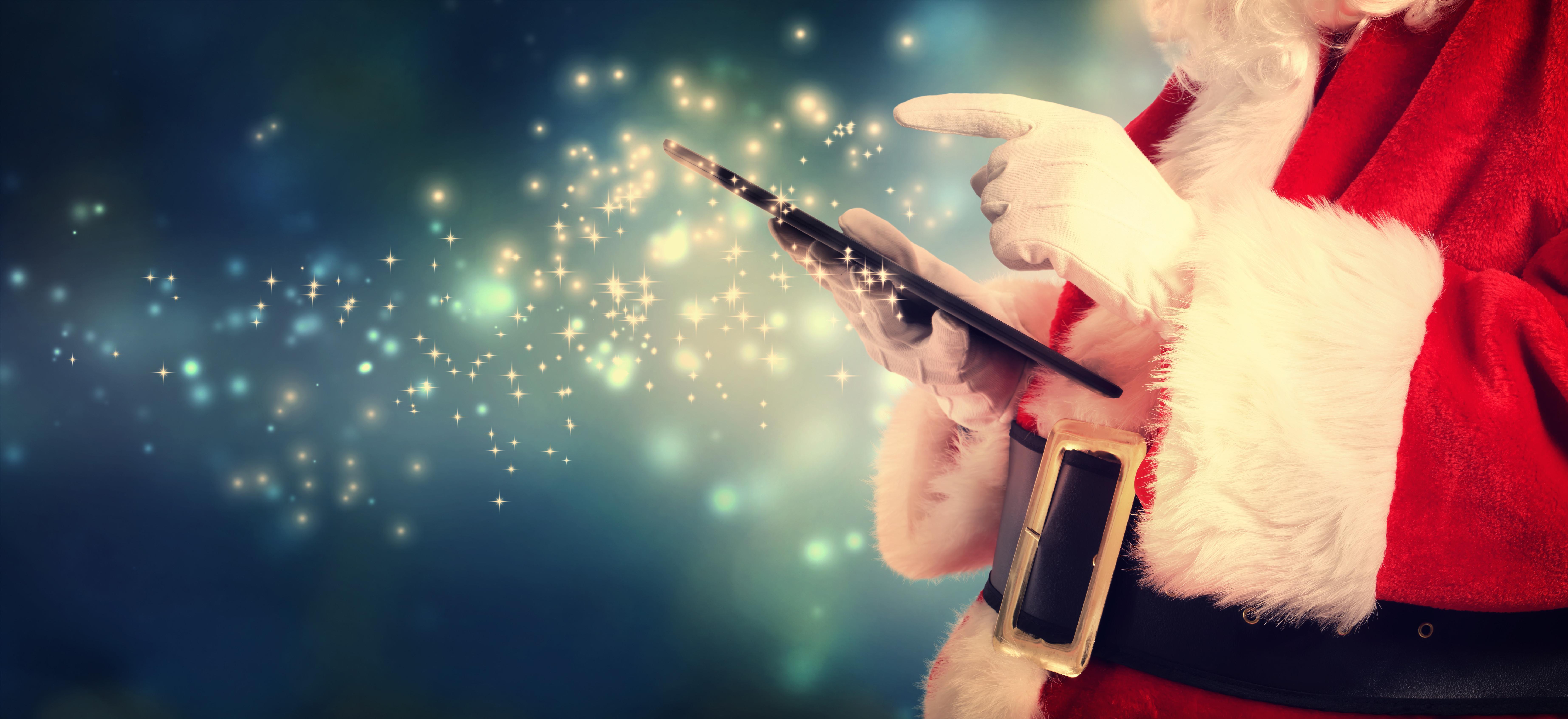 Phone Call with Santa