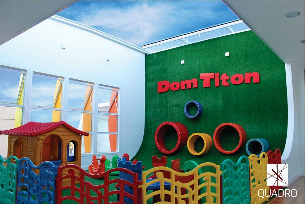 Ampliação Escola Dom titon