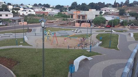 Praça Gramzotto - Quadro