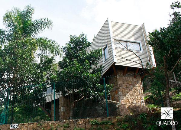 Casa do Porteiro - Projeto da Quadro Arquitetura