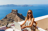 Santorini Lady view .jpg