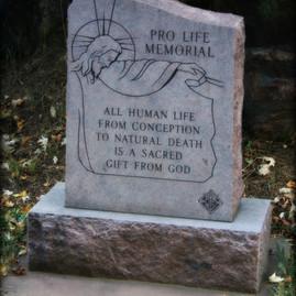 Pro Life Memorial