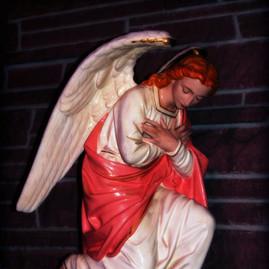 Angel's Reverance