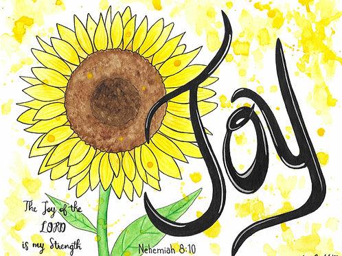 """""""Joy"""" Fine Art Print"""