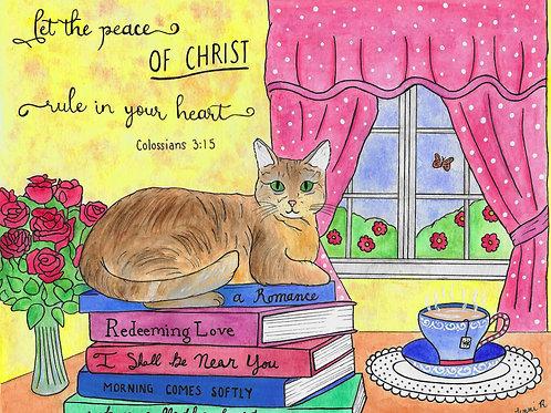 """Peaceful Morning"" Fine Art Print"