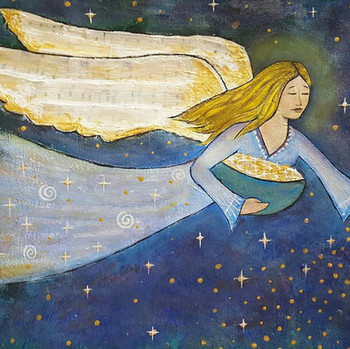 Angel of the Stars