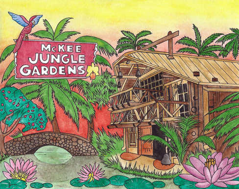 McKee Jungle Gardens