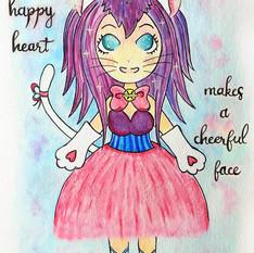 Happy Chibi