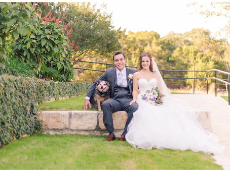 Kayla + Adrial's Wedding at The Milestone in New Braunfels