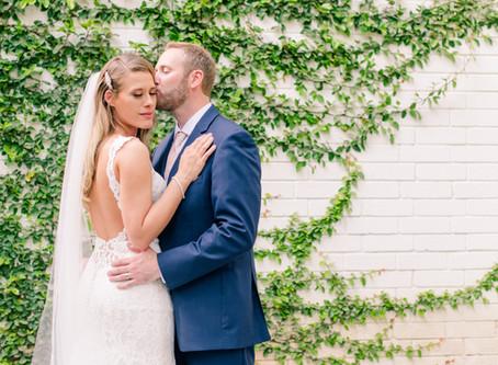 Stacey + Ryan's Garden Wedding in San Antonio
