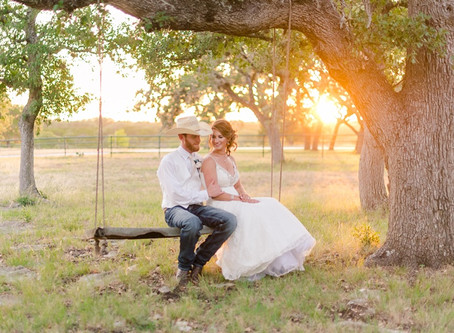 Will + Courtney's Wedding at CW Hill Country Ranch