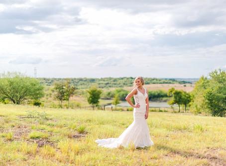 Ashley's Bridal Session at Geronimo Oaks in Seguin, Texas