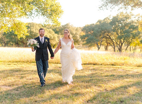 Jenna + Scott's Wedding at Branded T Ranch