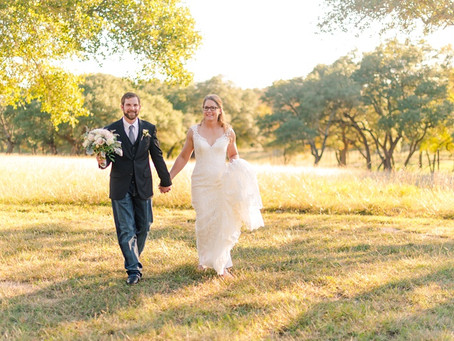 Jenna + Scott's Wedding at Branded T Ranch