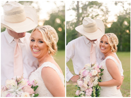 College Station Wedding at Broken Arrow Ranch