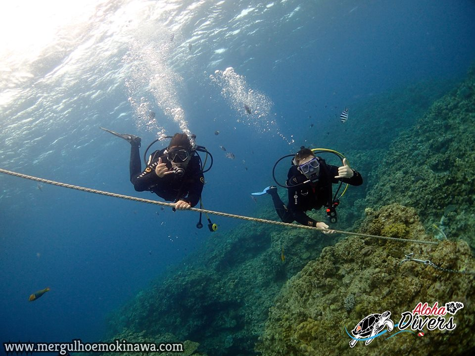 Aloha DiversOkinawa - Mergulho em Okinawa