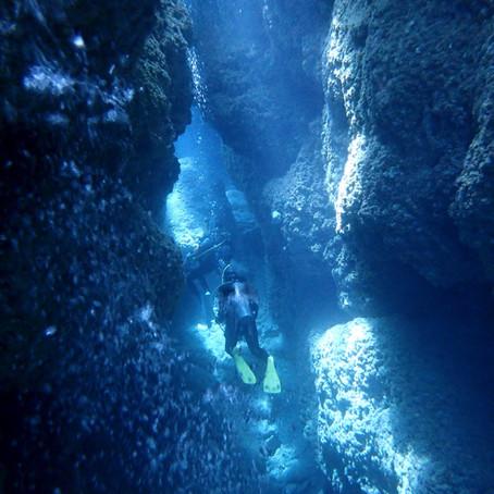 Mergulho em Zamami-gima - Nas Ilhas de Keramas