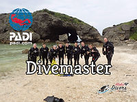 Open water Divers finishing the course (