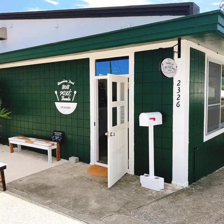 Where to eat Poke in Okinawa?