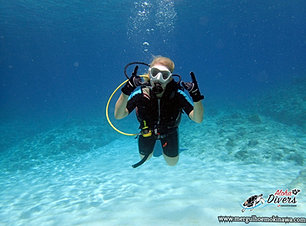 Learn to scuba dive curacao