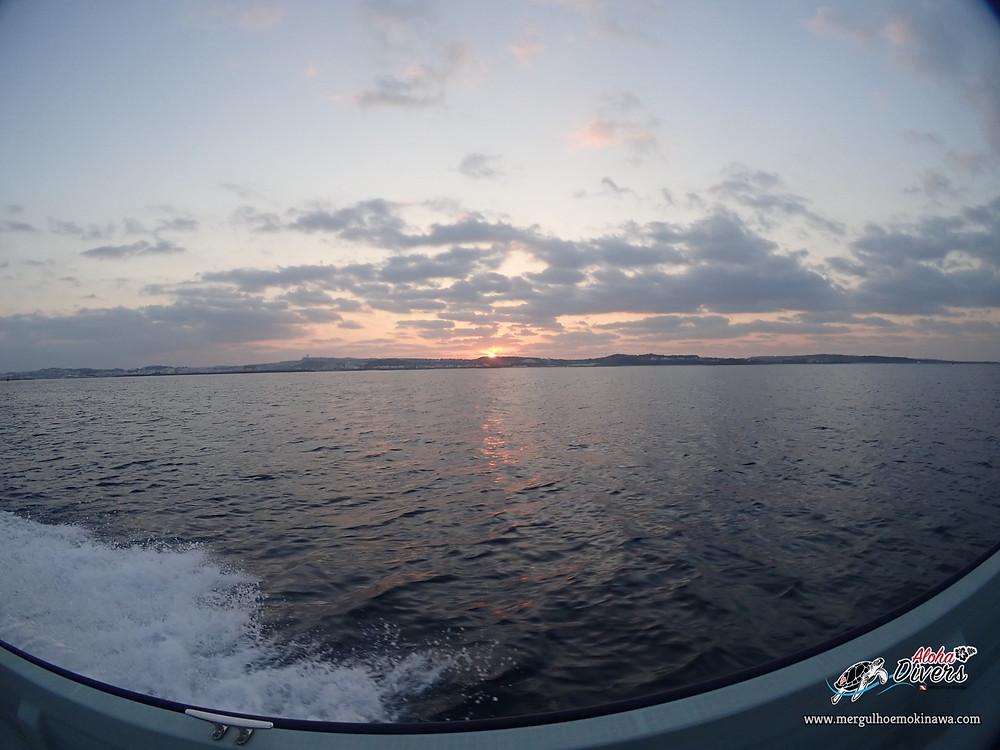 Sunrise Itoman - Aloha Divers Okinawa