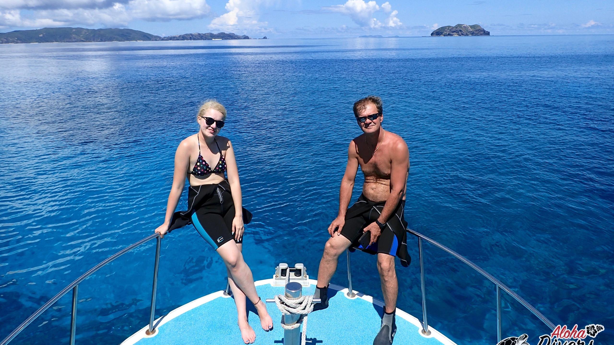 Mergulho Experimental com Aloha Divers Okinawa - Mergulho em OKinawa