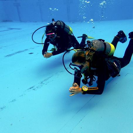 Curso de Open Water Diver - Aloha Divers Okinawa
