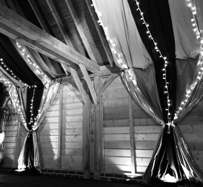 Overlays with Fairy Lights