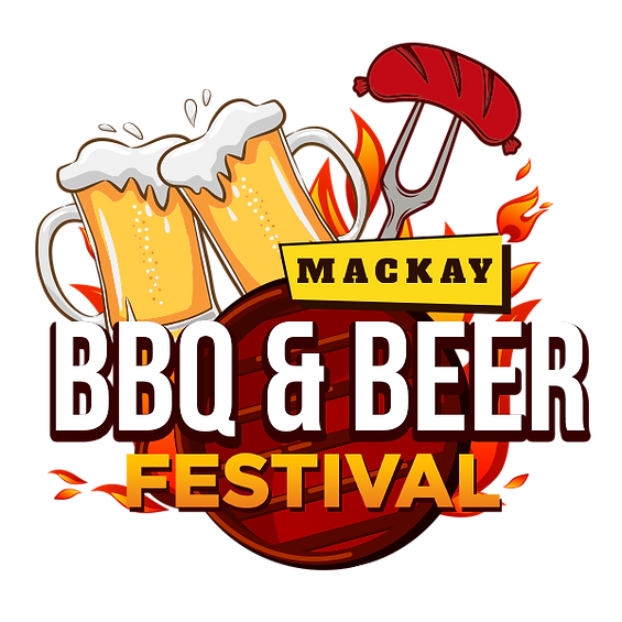 bbq and Beer - 600x600px Logo - Harrup P