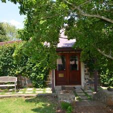 Entrance - Watersmeet Cottage