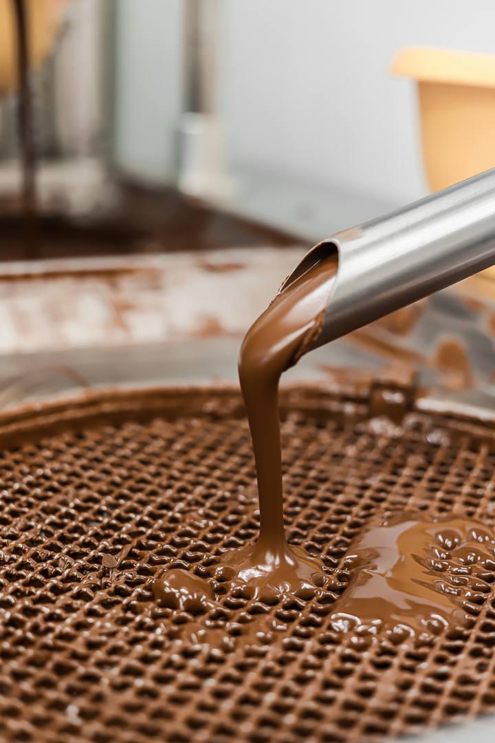 Schafmilch Schokolade Spezialität Bäcker