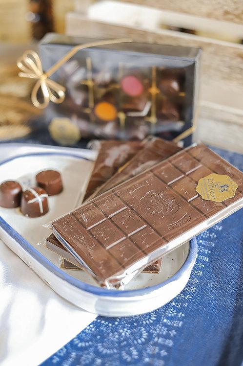 Handgeschöpfte Schokolade