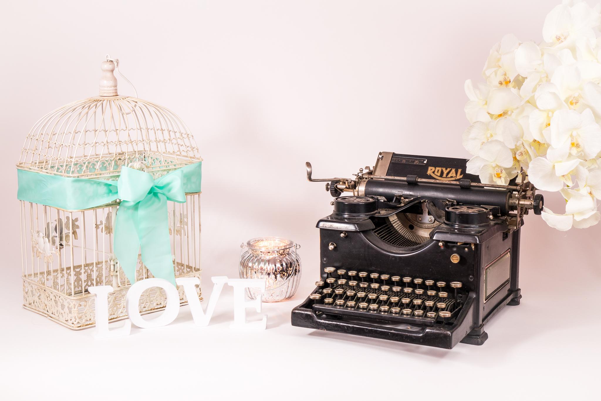 Vintage Schreibmaschine